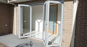 pane bi fold folding door   panel bi fold door