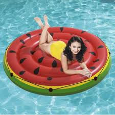 <b>Bestway 43140</b> Water Melon Island Pool & Beach Float: Buy Online ...