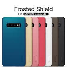 For <b>Samsung Galaxy S10</b> / <b>S10+</b> Plus Case NILLKIN Super Frosted ...