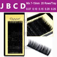 Discount Individual Mink Eyelash Extensions 15mm   Individual Mink ...