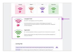what is a signal check guides turnitin com understanding signal check highlighting