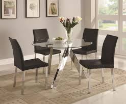 Dining Room Sets Glass Table Dining Justine Round Pedestal Dining Table Base Dining Tablejpg