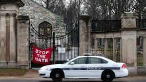 US hate crimes jump 20 per cent in 2016