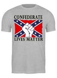 <b>Футболка классическая Флаг</b> Конфедерации США #1584553 от ...