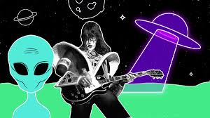 <b>Kiss</b> Guitarist <b>Ace Frehley</b> Claims UFO and Ghost Encounters | Den ...