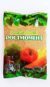 <b>Удобрение Ростмомент регулятор роста</b> растений 100 г - купить ...