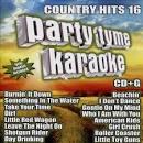 Party Tyme Karaoke: Country Hits, Vol. 16