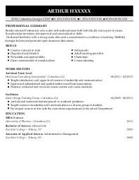 Lunch Aide Resume Example Higley Unified School District Mesa  sample