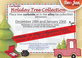 <b>Santa</b> Monica Public Works - <b>Christmas Tree</b> Recycling
