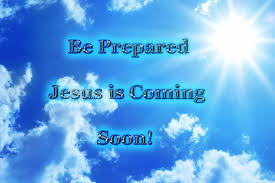 Image result for jesus is coming soon