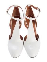 <b>Celine</b> Soft V Neck Hand Stitch Leather Flat | <b>CELINE</b> | Stitching ...