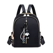 Leisure Oxford backpack women backpack female for school ... - Vova