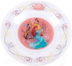 <b>ОСЗ Принцессы</b> / 16с19144ДЗ <b>Тарелка</b> закусочная (десертная ...
