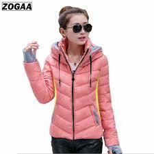 <b>ZOGAA Hot Sale</b> Women Coats Winter Jacket Parka Women Brand ...