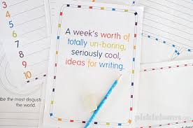 Good Story Ideas For Grade     narrative story ideas grade   free     tales of teaching in heels making writing fun journals