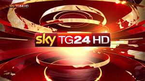 Risultati immagini per logo sky tg 24