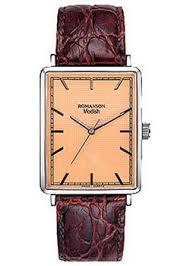 <b>Romanson Часы DL5163SLW</b>(GD). <b>Коллекция</b> Modish | www.gt-a.ru