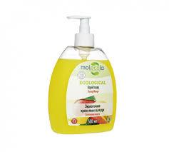 Жидкое <b>крем</b>-<b>мыло для рук Molecola</b> Манго 0.5 л 9172 купить в ...