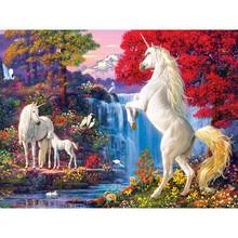 Compare prices on <b>Diamond Embroidery</b> Full Square <b>Horse</b> - shop ...