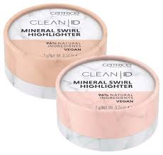 <b>Хайлайтер Clean</b> ID Mineral Swirl Highlighter (Catrice) купить по ...