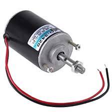 Mini <b>12V/24V</b> CW/CCW Permanent Magnet <b>DC Motor</b> Reversible ...
