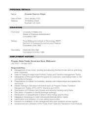 investment banking resume format template investment banking resume format