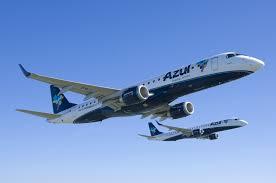 Resultado de imagem para azul linhas aéreas