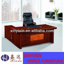 mdf office manager table wooden office executive desk cheap price office furniture made in cheap office tables