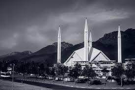File:Shah Faisal Mosque <b>isb Black</b> n <b>White</b>.jpg - Wikimedia Commons