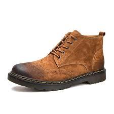 <b>2018 LAIDILANGTU</b> Genuine Leather Men Boots <b>Autumn</b> Winter ...