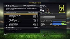 fifa career pro accomplishment bug glitch rapid growth fifa 15 career pro accomplishment bug glitch rapid growth description
