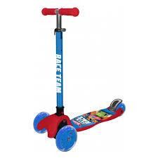 <b>Самокат</b> 1Toy <b>Hot Wheels</b>, синий (Т14761) — купить в интернет ...