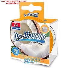 Цена на 593 <b>Ароматизатор DR</b>.<b>MARCUS AIRCAN</b> 40гр Pinacolada