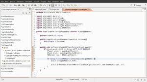 java bukkit plugin tutorial chat commands implementing the java bukkit plugin tutorial chat commands implementing the commands part 04