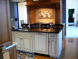 kitchen paint colors with cream cabinets: kitchen paint colors with cream cabinets inspiration furniture attractive black granite countertop with single undermount kitchen