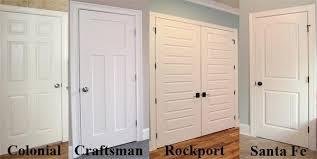Craftsman Interior Door Styles Nc New Home A In Concept Design