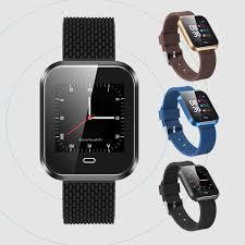 <b>Q7S Smart</b> Watch Blood Pressure <b>Fitness Tracker</b> Stopwatch ...