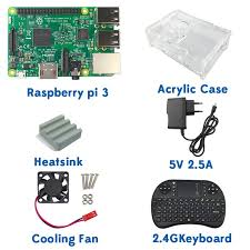 EU-New 3Set Heatsink <b>1x Copper</b> & <b>2x</b> Aluminum Raspberry Pi ...