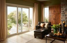 patio doors wider frame