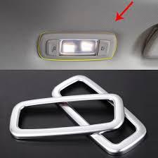 Тюнинг BMW 7 G11 / G12 <b>Накладки на потолочные</b> светильники ...
