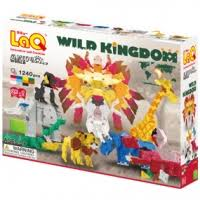 <b>Конструктор</b> LaQ <b>Wild</b> Kingdom