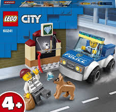<b>Конструктор LEGO City</b> Police 60241 <b>Полицейский</b> отряд с ...