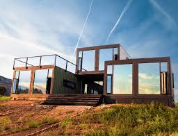 Shipping Container Homes  Ideas for Life Inside the BoxCollect this idea shipping container cabin