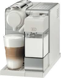 NEW Nespresso EN560S <b>Delonghi Lattissima Touch</b> Restyle Silver ...