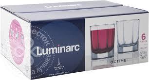 Купить <b>Набор стаканов Luminarc</b> Octime 6шт*300мл с доставкой ...