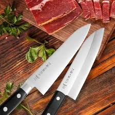 Японские кухонные <b>ножи</b> TOJIRO