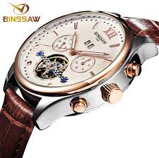 <b>BINSSAW New</b> 2018 <b>Men</b> Watch Fashion <b>Automatic</b> Mechanical ...