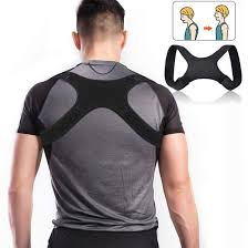 <b>Posture Corrector</b> Fracture Support Back Shoulder Correction Brace ...