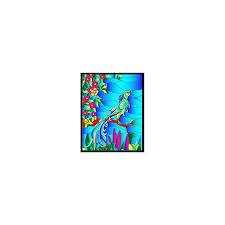 """Color Kit Картина-Витраж Color Kit """"райская Птица"""", 43Х53 См ..."""