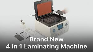 Automatic 4 in 1 <b>Vacuum OCA Laminating</b> and Bubble Removing ...